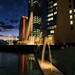 The Port of Spain International Waterfront Centre. Photographer: Nisha Kong