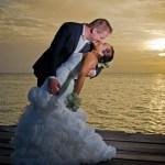 A Tobago beach wedding. Photo: Celeste Hart Photography