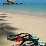Pigeon Point, Tobago. Photo: Edison Boodoosingh