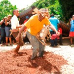 Charlotteville Harvest Festival. Photo courtesy the THA