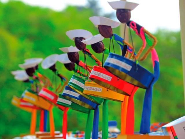 Tobago pancraft. Photo by Edison Boodoosingh