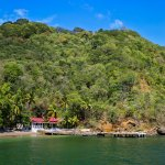 Holiday home on Huevos (Down de Islands or DDI). Photo by Giselle de Roché