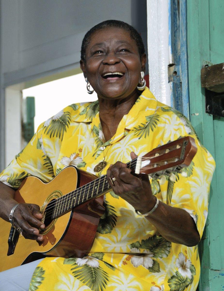 Tobago-born legend, Calypso Rose (calypso-rose.com)