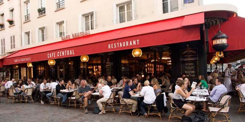 Dinner Places Near Eiffel Tower