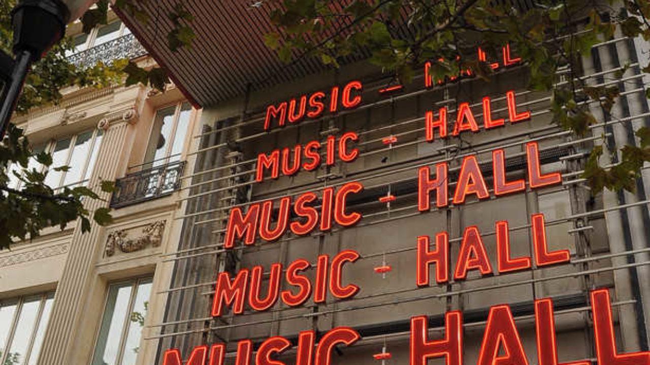 greatest concert venue in paris
