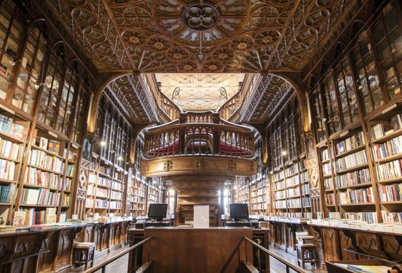 Top 3 Most Enchanting Libraries near Lisbon - Discover ...