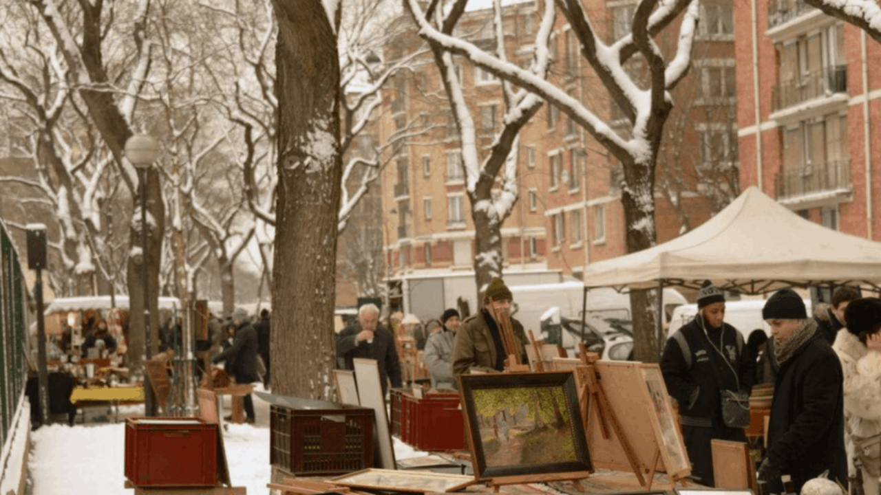 the best paris flea markets and how to