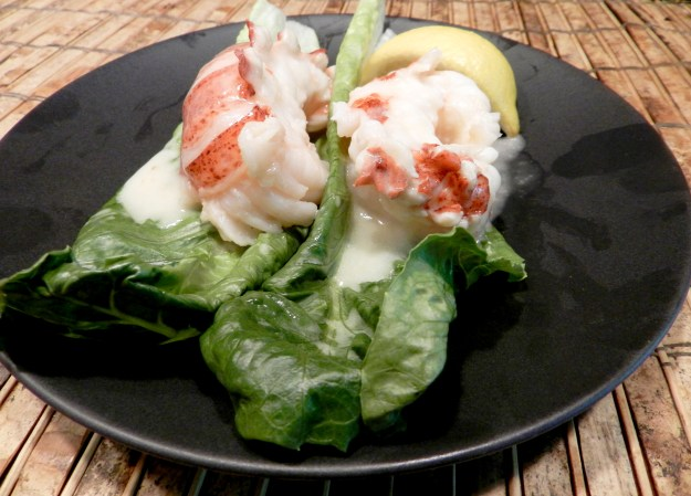 lobster poached butter