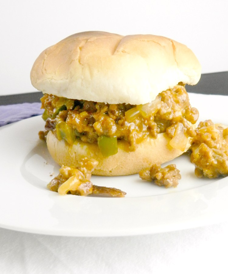 Cheesy Sloppy Joe's