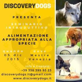 Alla Ricerca di una Dieta basata sulle Caratteristiche Evolutive dei Nostri Cani