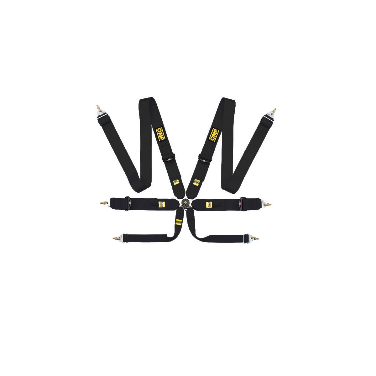 Omp 6 Way Fia Racing Harness