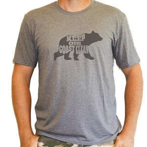 Keep Our Coast Clean T-Shirt