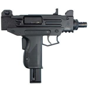 Round Walther IWI UZI Pistol
