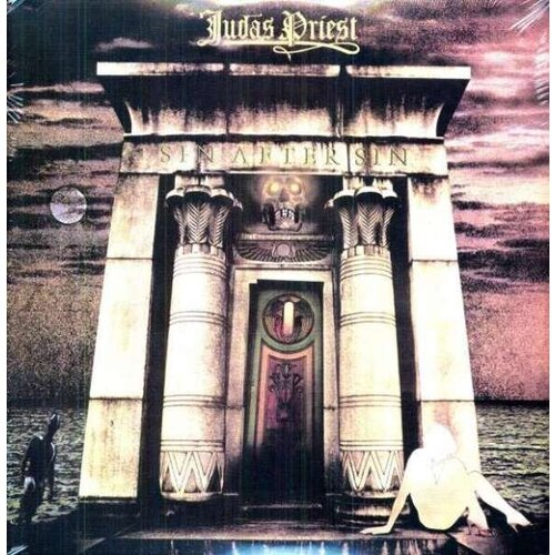 Judas Priest Sin After Sin Limited Edition Remastered