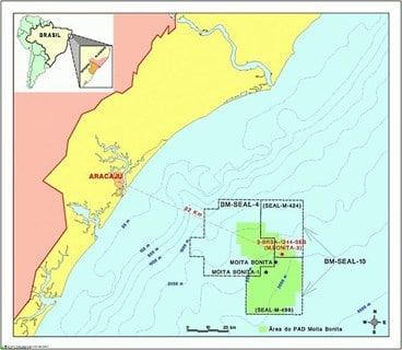 Petrobras bate recorde de profundidade na perfuração de poço na Bacia de Sergipe-Alagoas