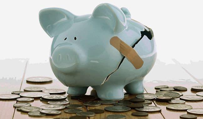 Mão grande nos fundos de pensão