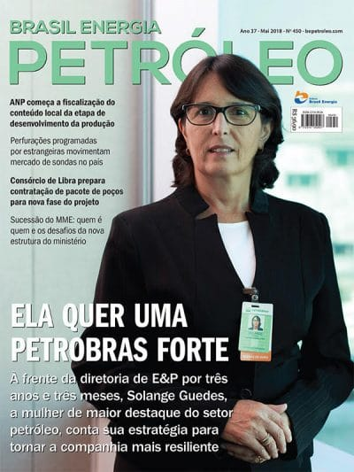 SOLANGE GUEDES, da Petrobras: Mudança rumo ao gás