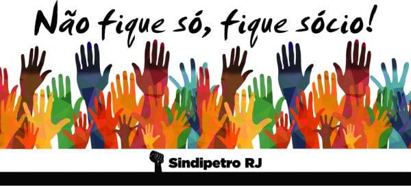 Sindipetro-RJ reforça em réplica que ação foi proposta em nome de toda categoria profissional.  Ele me representa.  Filie-se.