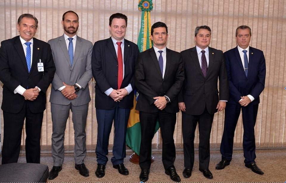 FIDEF apresenta pauta dos participantes de fundos de pensão ao Ministro Sérgio Moro