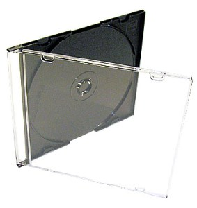 Slim Jewel case 5.2mm spine