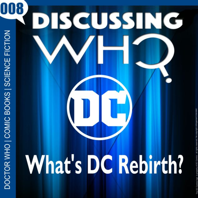 Discussing Who Episode 008