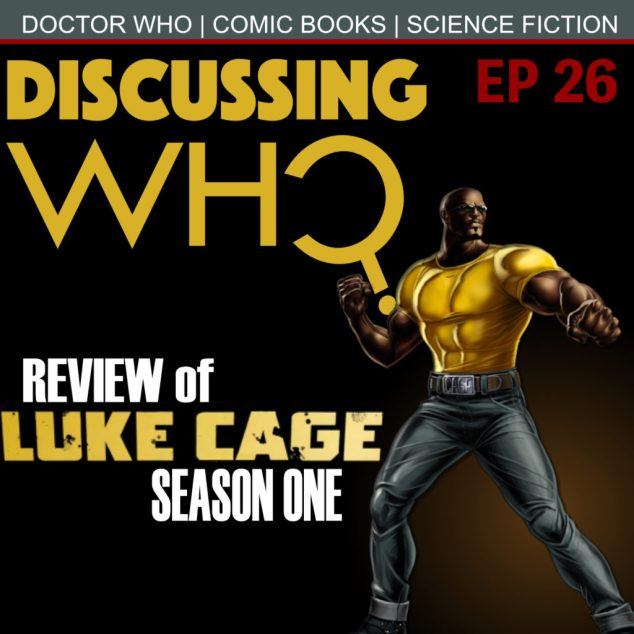 Discussing Who Episode 26