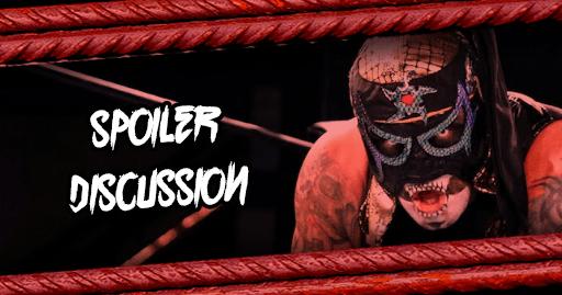 Wrestling spoilers 2019