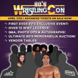 80's Wrestling Con