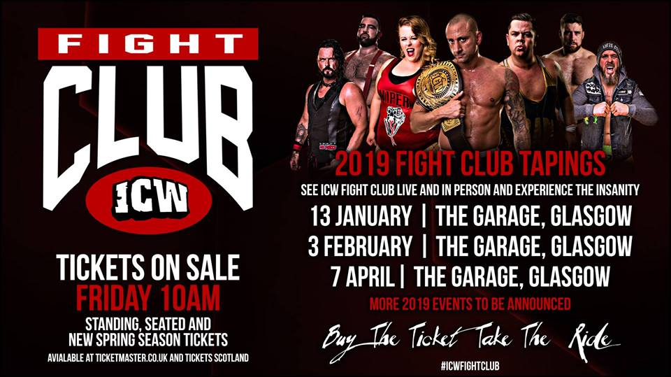 ICW Fight Club