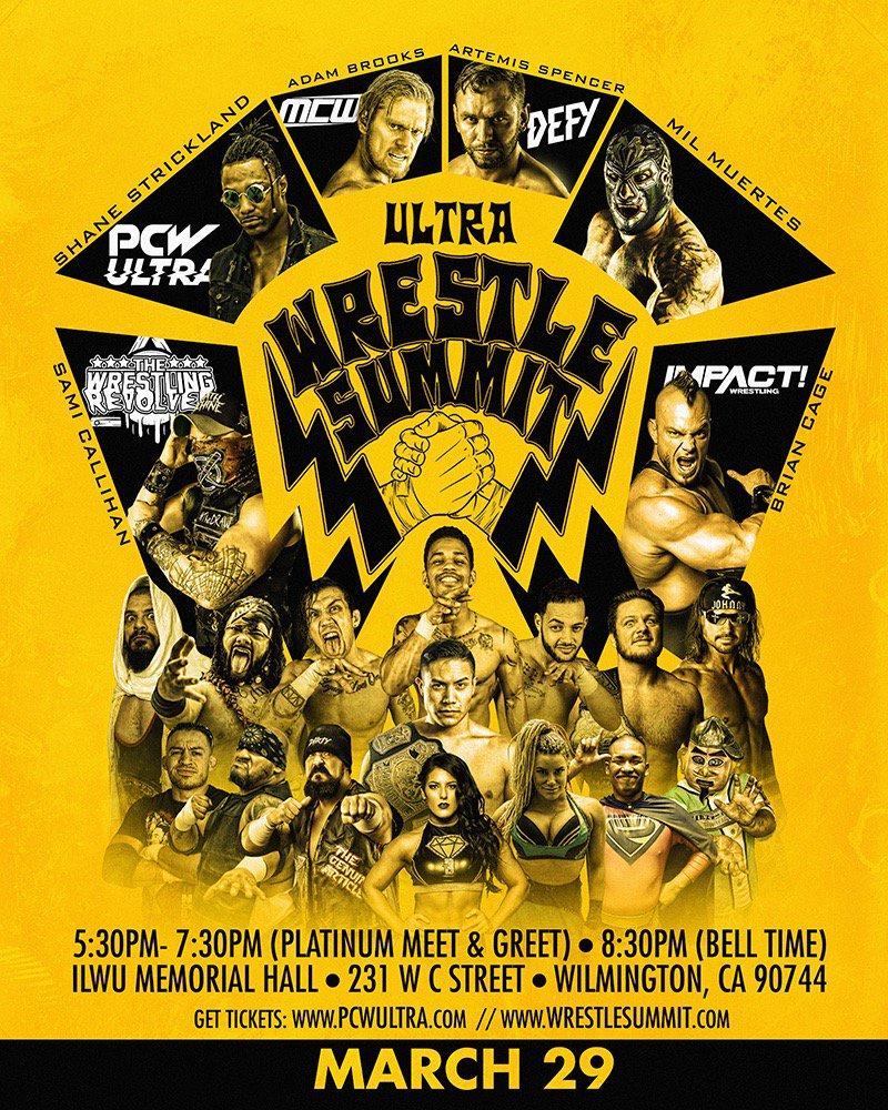 Wrestle Summit