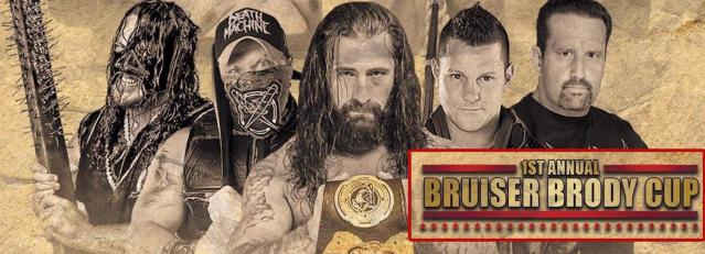 2019 Bruiser Brody Cup Results