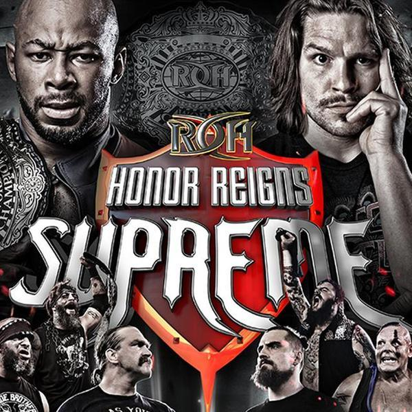 Reigns Supreme Results