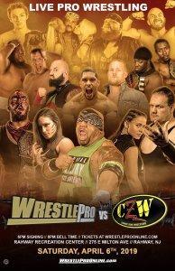 WrestlePro vs CZW