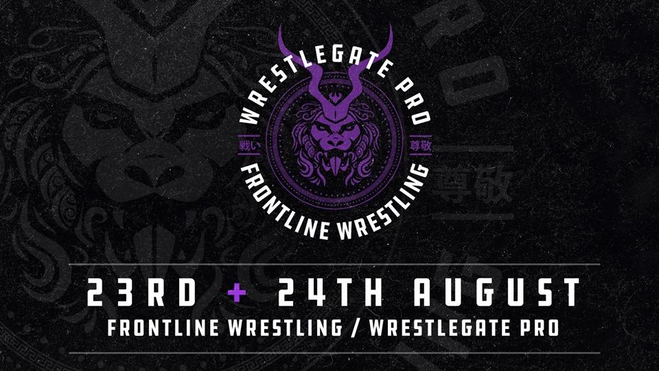 Wrestle Gate Pro X Frontline