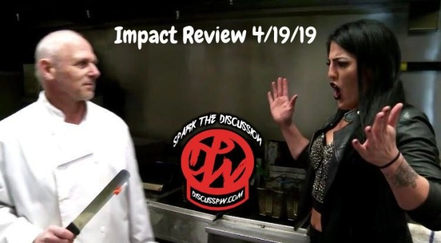 Impact Review 4/19/19 | Spark The Discussion Video