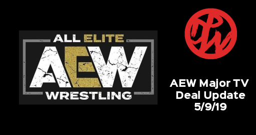 AEW News | Major TV Deal Update | All Elite Wrestling
