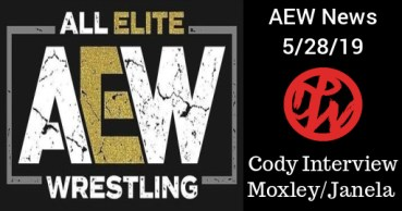 AEW News 5/28/19