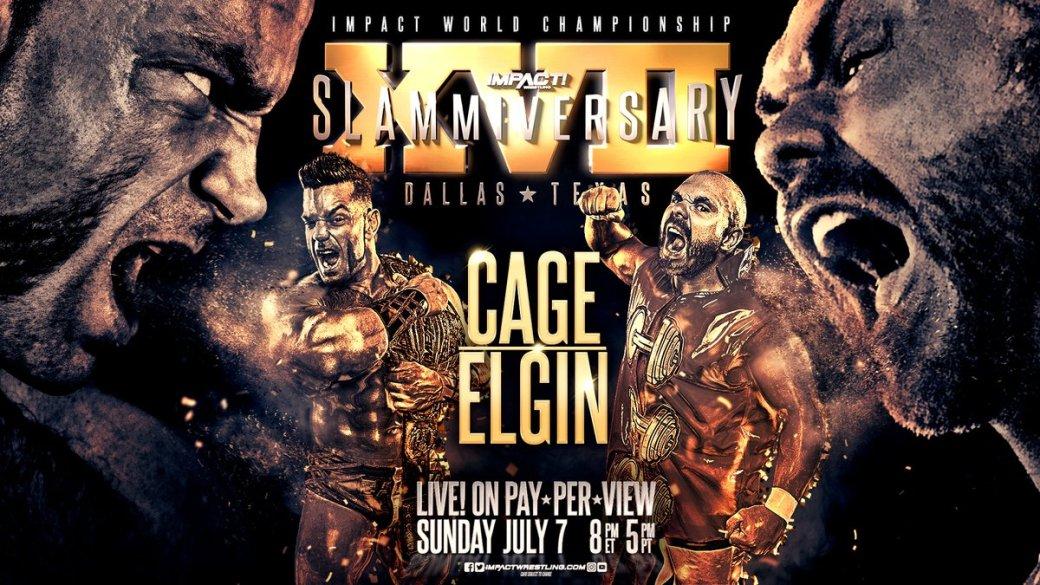 Cage Vs Elgin
