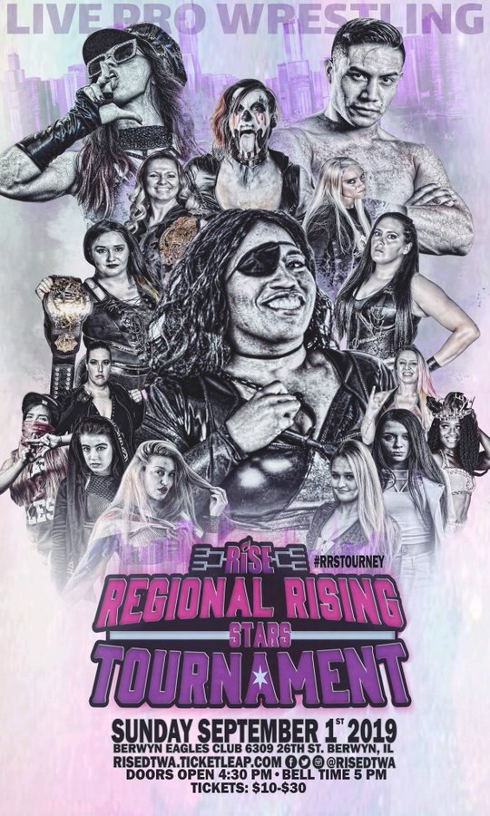 Regional Rising Stars Tournament