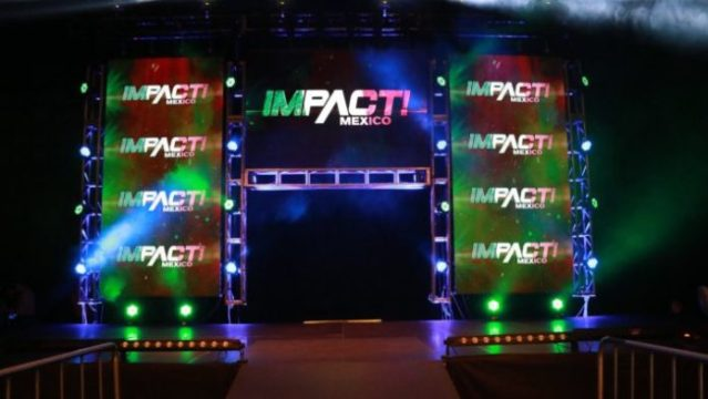Impact returning to Mexico for August tapings