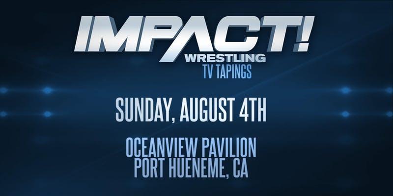 Impact Tapings California
