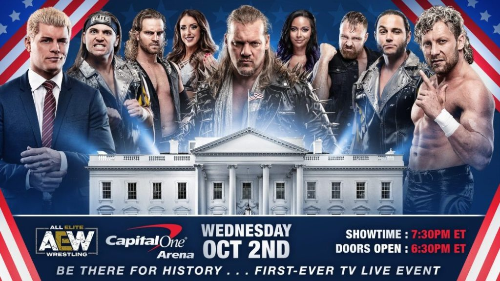 AEW ticket sales