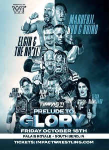 Prelude to Glory