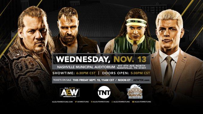 AEW Live Nashville