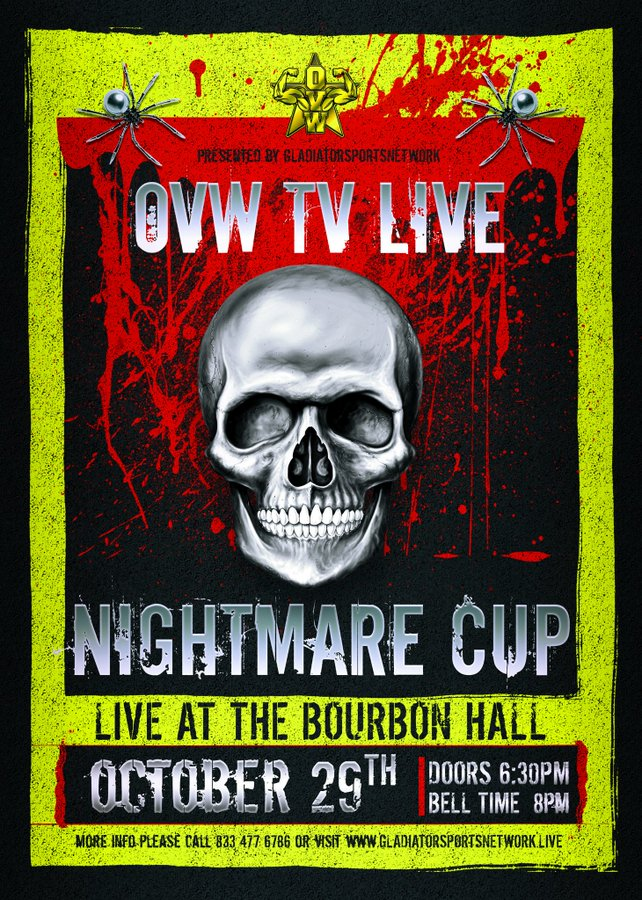 OVW Nightmare Cup