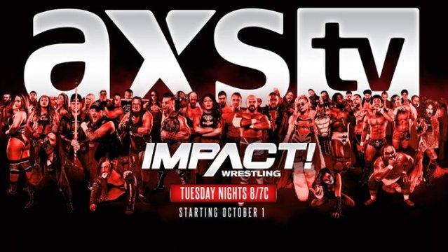 Impact on AXS in October | Tuesday Nights at 8PM!