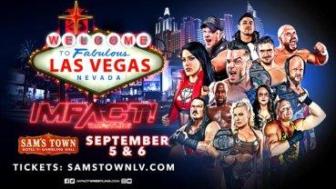 Impact Vegas Spoilers