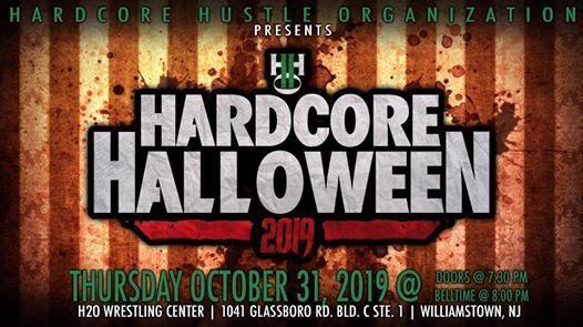 Hardcore Halloween 2019