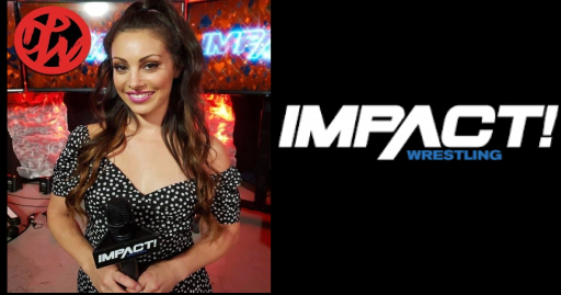 Impact backstage host