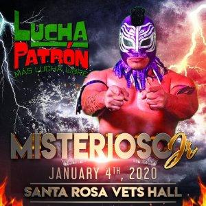 Lucha Patron January 4th